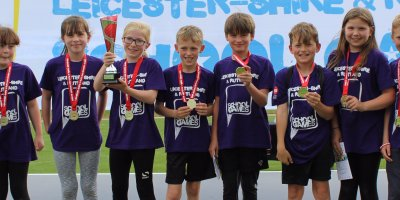 Year 5 become County Schools' Tri Golf Champions at the School Games